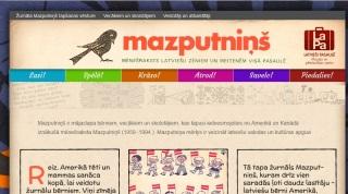 mazputnins