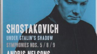 Andris Nelsons - Shostakovich Symphonies 5 8 9