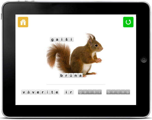 Latvian school and the iPad - Latvians Online