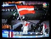 Latvia on NBC
