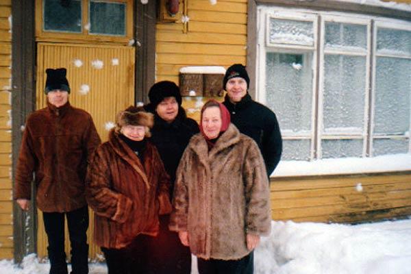 Latvians of Akmenė