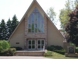 Latvian church in Kalamazoo